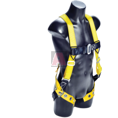 Guardian 01703 Velocity HUV Harness, Small - Large, Polyester, Chest Pass-Through Buckle
