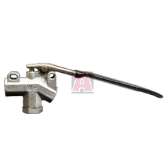 Soft Touch Valve - Stainless Steel, 1500 PSI
