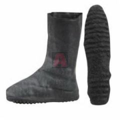 LG Black Tactical Heavy Gauge Latex Boot Covers, Size Large