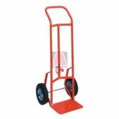Wesco 210266 156Dh-P Combination Drum & Hand Truck W/ Pneumatic Wheels, Drum Truck, Each 700 Lb Capacity