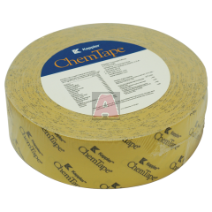 ChemTape Sealing Tape, 2 Inch W x 60 yd L, Yellow