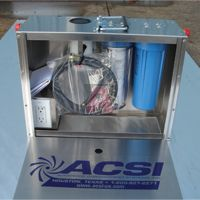 ACSI HF2-2A 2-Stage Water Filtration System