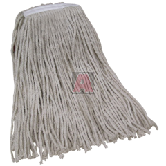 Cotton 20 4-PLY Light Weight Cut-End Mop Head without Handle