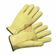 Pigskin Drivers Gloves, Unlined, Size XL