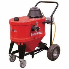 """Ruwac 92801 Wsp2000 Wet Vac with 15 Gal Capacity Pump Includes Accessory Package 151510W 10' Vac Hose, Floor Tool and Wand, 10' Pump Drain Hose, 32"""" Floor Sweep with Lift Mechanism"""