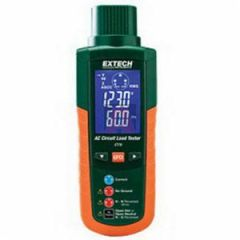 Extech Ct70 Ac Circuit Load Tester with 3-Prong Plug