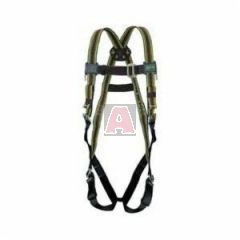 Miller E650-4/Ugn Green Duraflex Stretchable Harness, Universal Size LG-XL