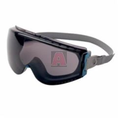 Uvex S39611C Stealth Uvextreme Anti-Fog Gray Lens Teal Frame Safety Goggles with Neoprene Headband