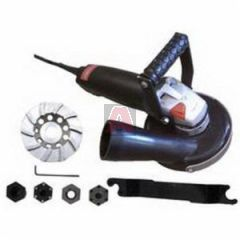"""Sx65005C 5"""" Grindervac Assembly W/ 10,000 Rpm Metabo Grinder and Convertible Shroud"""