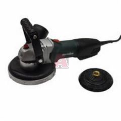 """Sx65005Cp 5"""" Grindervac Polishing Assembly W/ Convertible Shroud & 5"""" Backing Pad (800-3000 Rpm, 10Amp)"""