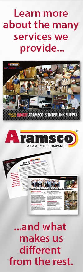 About Aramsco: restoration, abatement, cleaning, and surface prep distributor